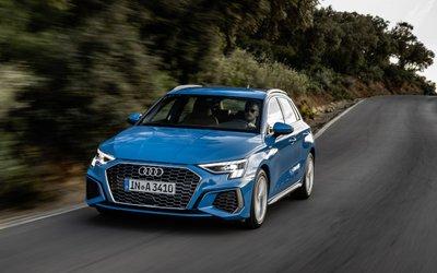 Audi A3 nella nuova versione ibrida