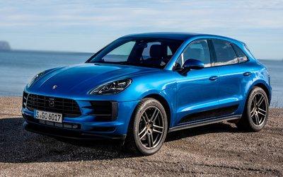 Porsche lavora alla prossima Macan elettrica ...