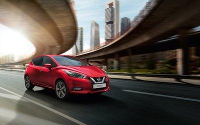 Nissan Micra 2021, Ecco le novità