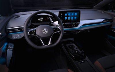 Volkswagen presenta gli interni della ID ...
