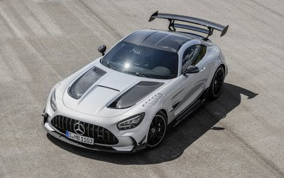 Mercedes AMG GT Black Series, ecco ...