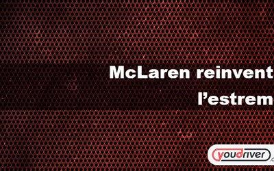 McLaren reinventa l'estremo