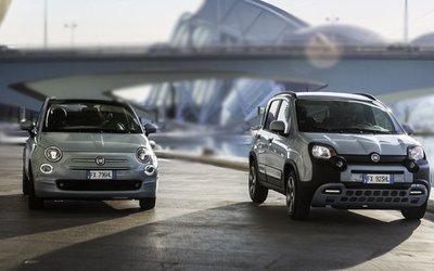 Fiat Panda e 500 ibride, ecco ...