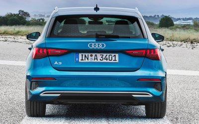 Audi A3: nuovo modello, nuove linee ...
