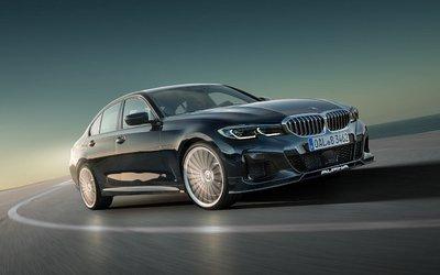 BMW Alpina B3 da 700 Nm ...
