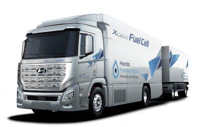 Hyundai consegna i primi camion a ...