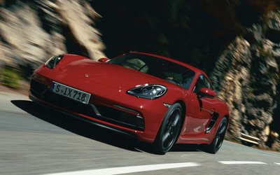 Porsche rinnova la 718 con un ...