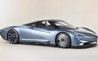 McLaren Speedtail, supera i 400 km ...