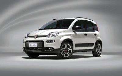Nuova Fiat Panda, la versione dei ...