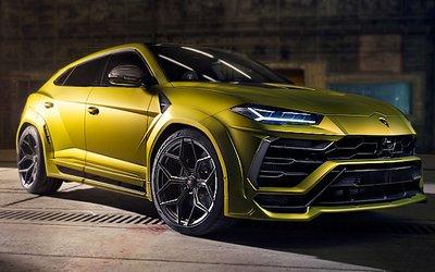Lamborghini Urus, un tuning da 1 ...