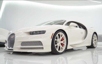 Bugatti Chiron Hermes, esemplare unico da ...