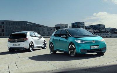 Volkswagen ID.3 e le batterie ...