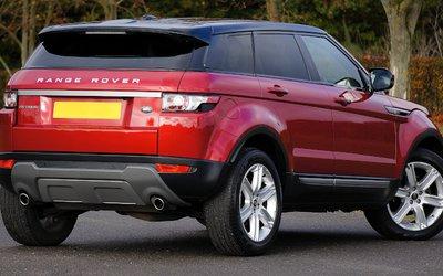 Range Rover ibrido, il debutto