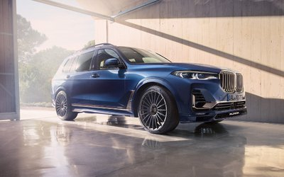 BMW Alpina XB7,un bolide da ...