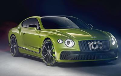 Bentley Continental GT, 15 esemplari per ...