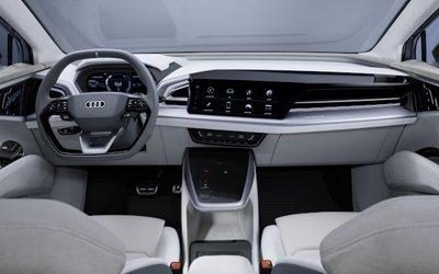 Audi Q4 Sportback e-tron: due motori ...