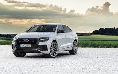 Audi presenta la nuova Q8 tfsi ...