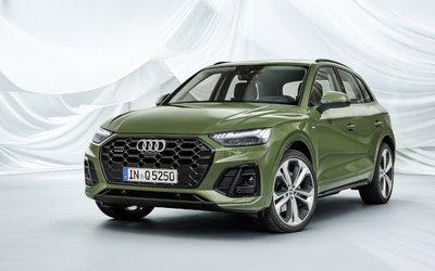 Audi Q5 restyling, novità tecnologiche e ...