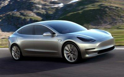 Tesla Model 3 a 42.500 ...