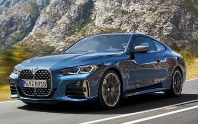 BMW serie 4 coupé 2020, un ...