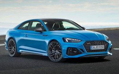 Audi aggiorna RS5 coupé e sportback