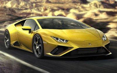 Lamborghini presenta la nuova Huracan Evo ...