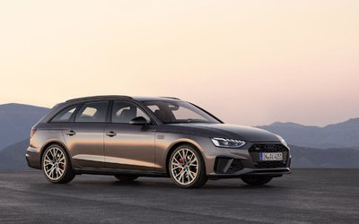 Audi A4, il restyling