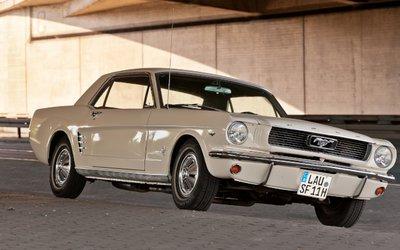 Ford Mustang, la coupé che ha ...