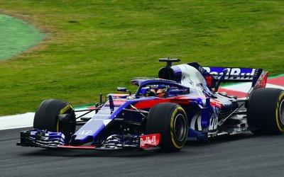Toro Rosso cambia nome