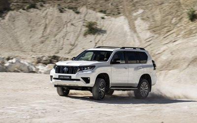 Toyota presenta il nuovo Land Cruiser