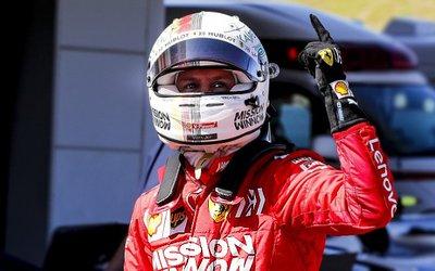 Ferrari a Suzuka, un flop incredibile