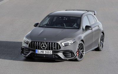 Mercedes-AMG 45, i nuovi modelli