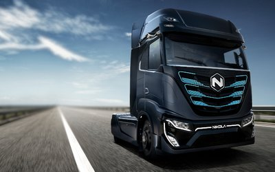 Iveco presenta il camion elettrico e ...