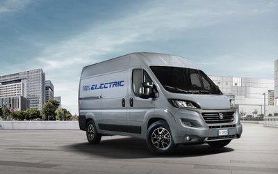 Fiat Ducato elettrico, Eccolo finalmente