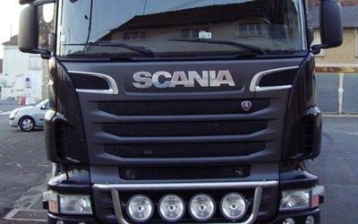 Ibrido diesel in casa Scania