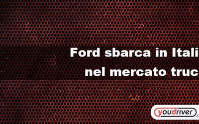 Ford sbarca in Italia nel mercato ...