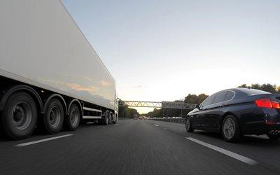 Camion con frenata automatica, un aiuto ...