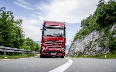 Mercedes Actros è Truck of the ...