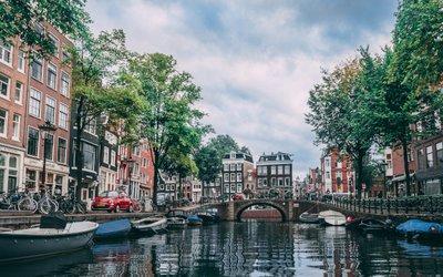 Amsterdam solo elettrica dal 2030