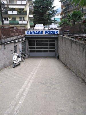 Garage Poeder
