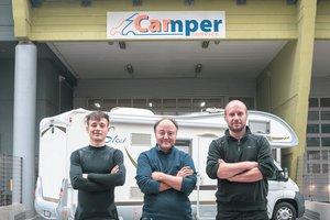 Car Camper Service snc